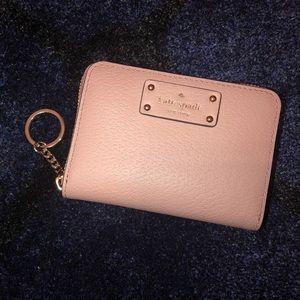 Kate Spade Dani keychain Wallet NWOT